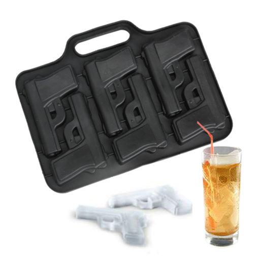 gun ice mold